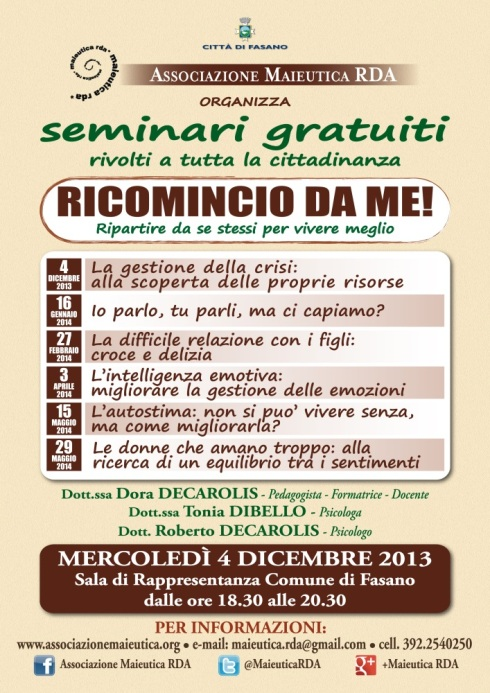 Seminario 4 Dicembre