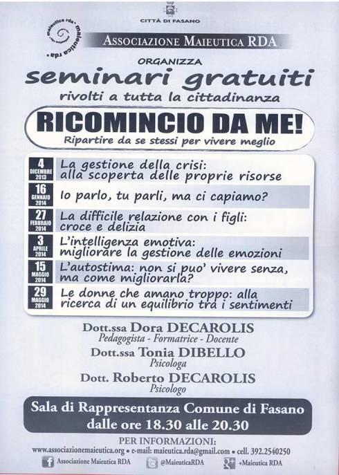 Settimanale Piazza Ciaia n. 29 Novembre 2013